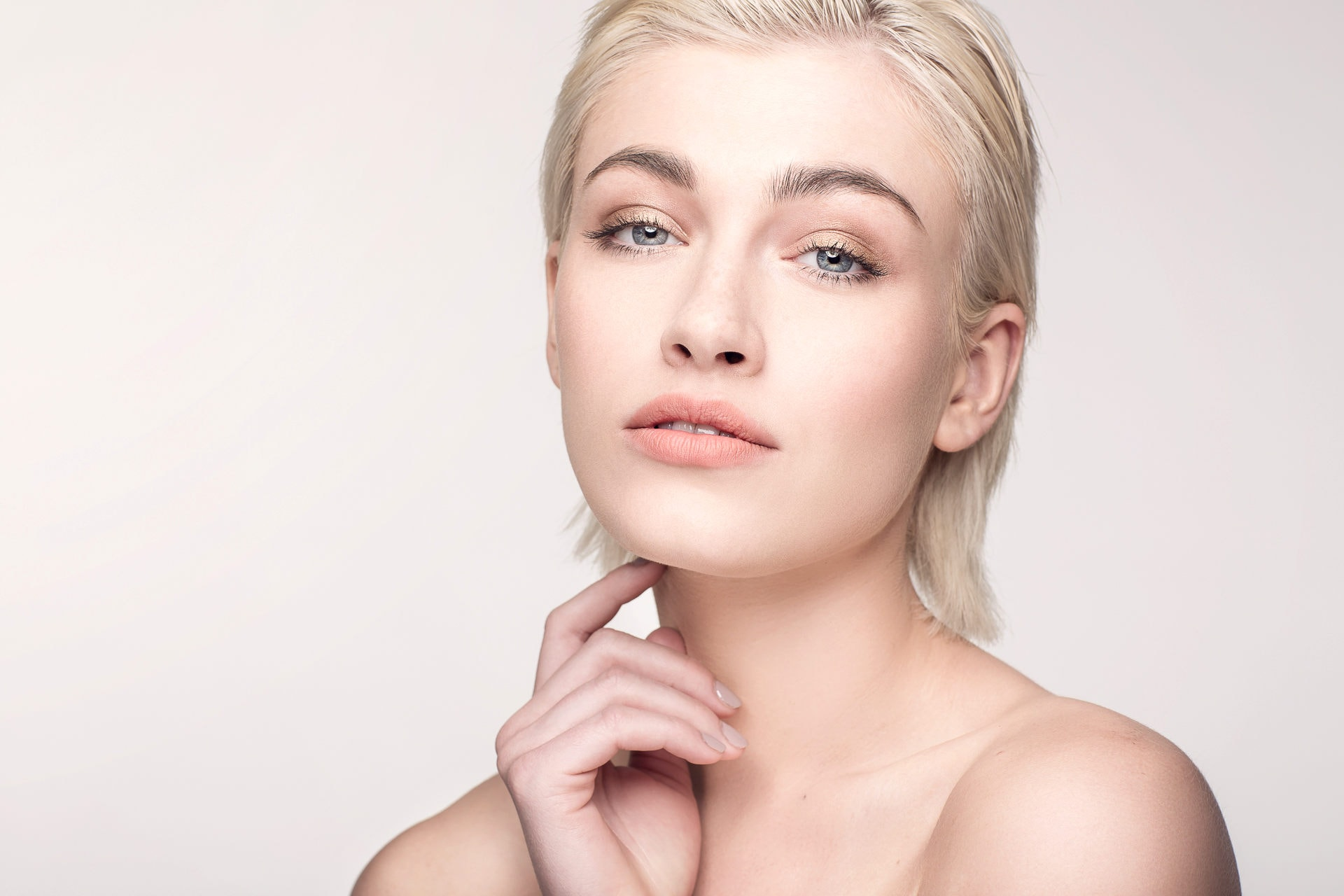 Beauty photography. Skin care photography.